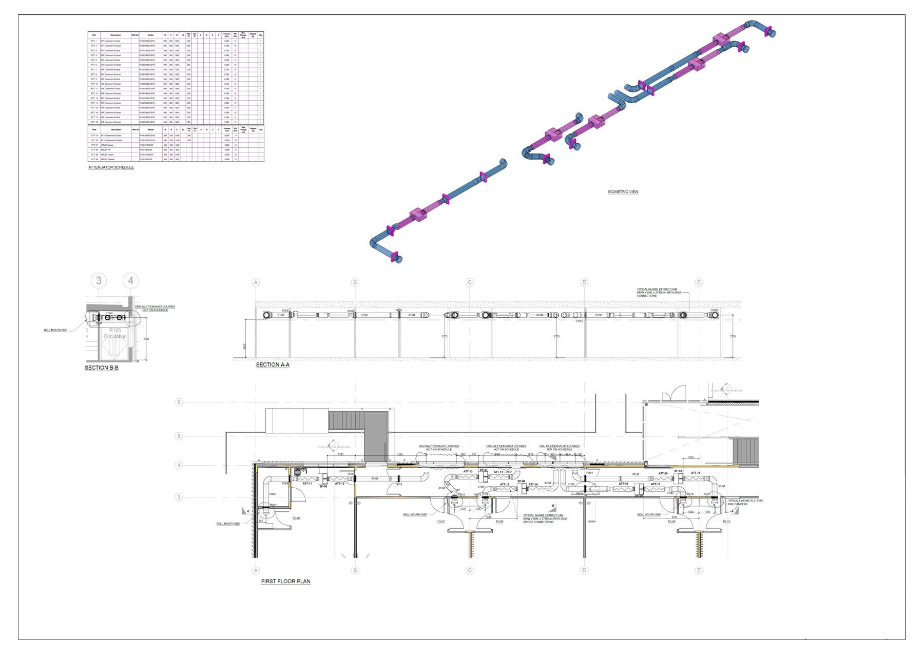 Ductwork Schematics - Wiring Diagrams on